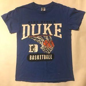 Vintage Duke Basketball Tshirt - size S